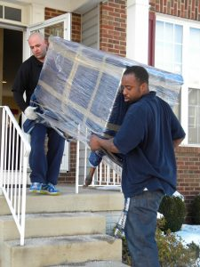 An example of our moving services in Chantilly, VA